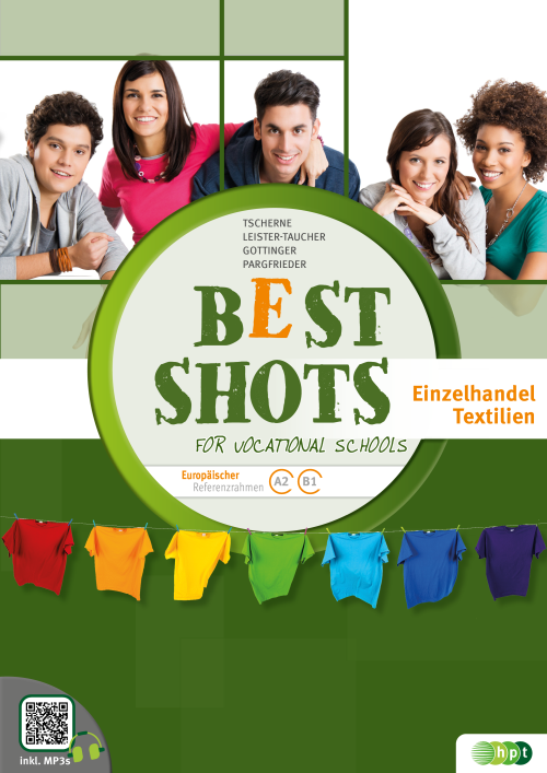 Best Shots for Vocational Schools. Zusatzheft Einzelhandel-Textilien + E-Book