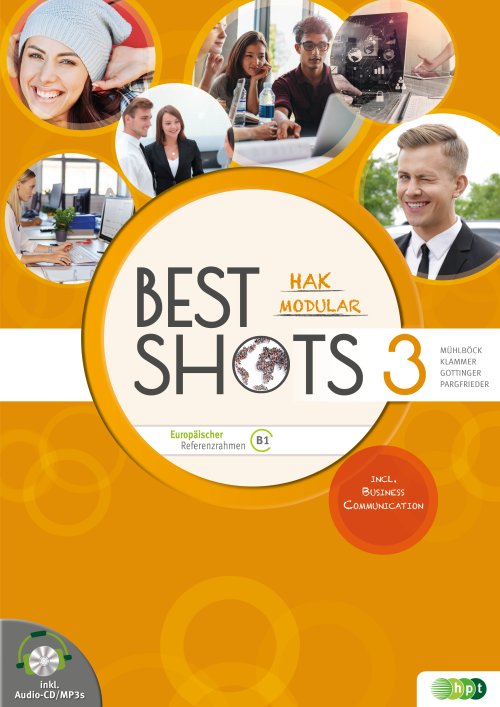 Best Shots 3 – modular. HAK/HUM inkl. Audio-CD + E-Book