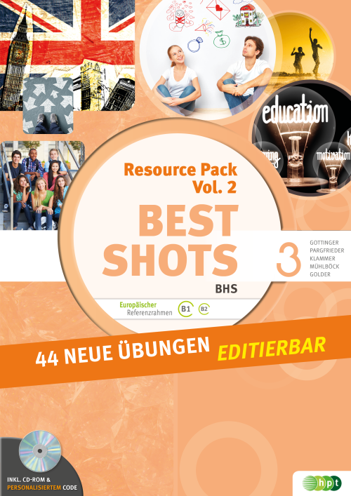 Best Shots. Resource Pack BHS 3 + CD-ROM. Vol. 2