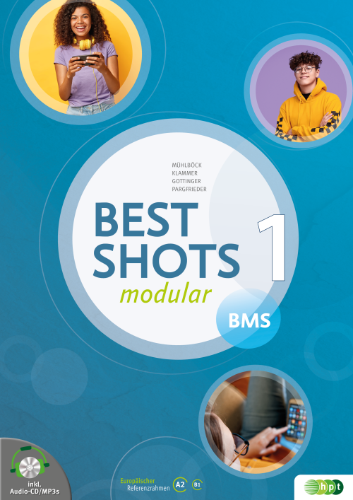 Best Shots 1 - modular. BMS inkl. Audio-CD