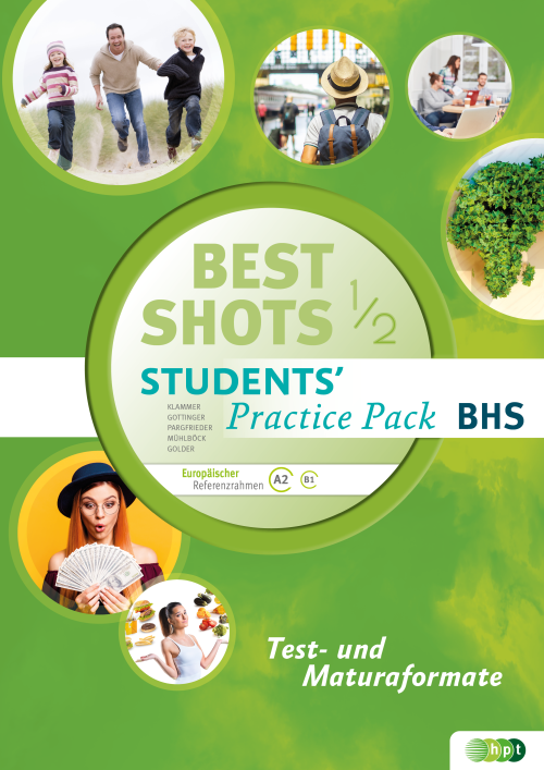 Best Shots. Students' Practice Pack BHS 1/2