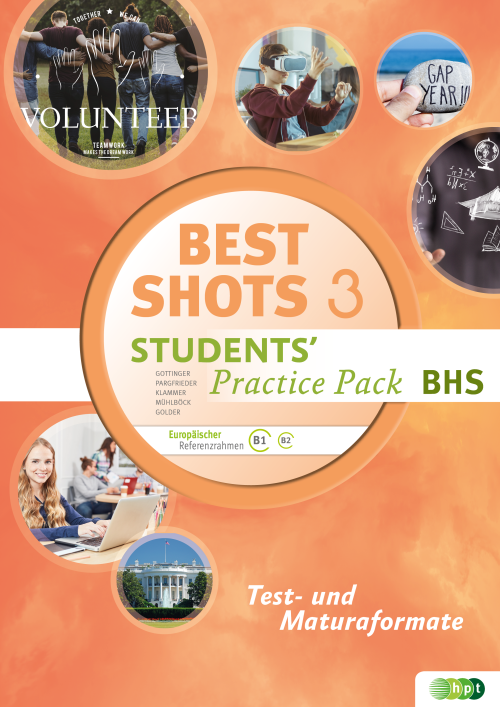 Best Shots. Students' Practice Pack BHS 3