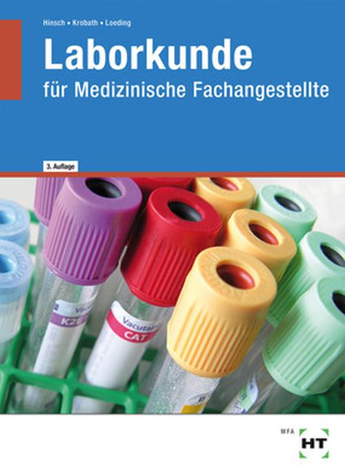 Laborkunde Fur Medizinische Fachangestellte Verlag Holder Pichler Tempsky